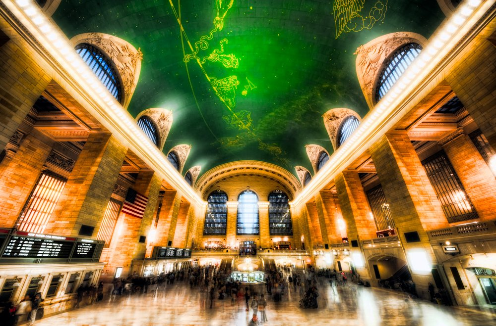 Grand Central Terminal. Photo by Randy Lemoine/Flickr